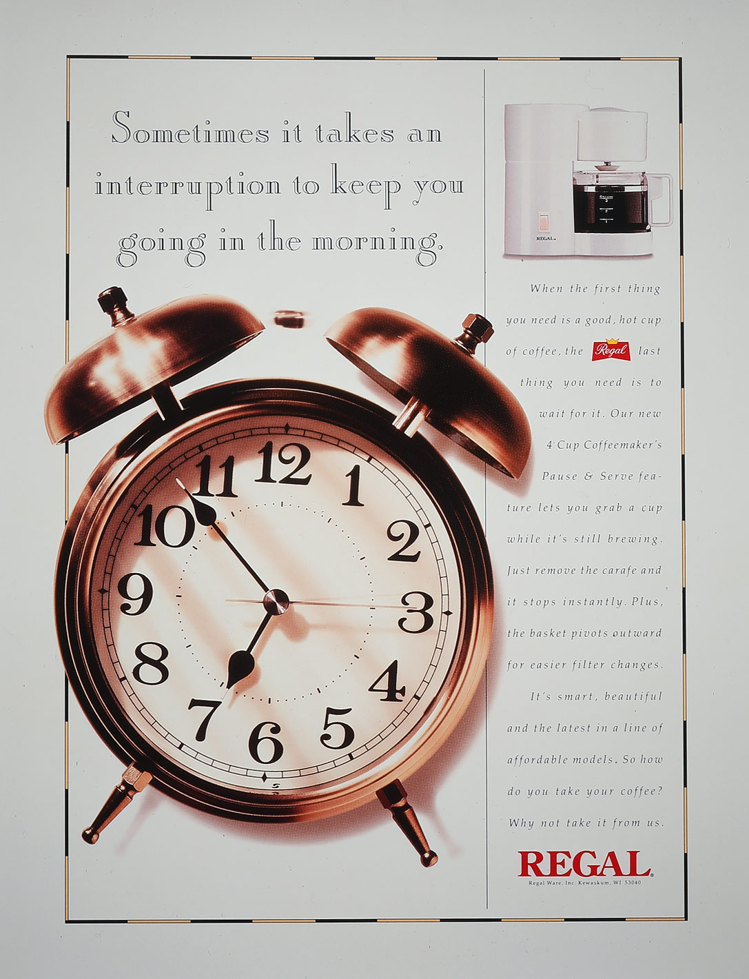Regal-Alarm-Clock